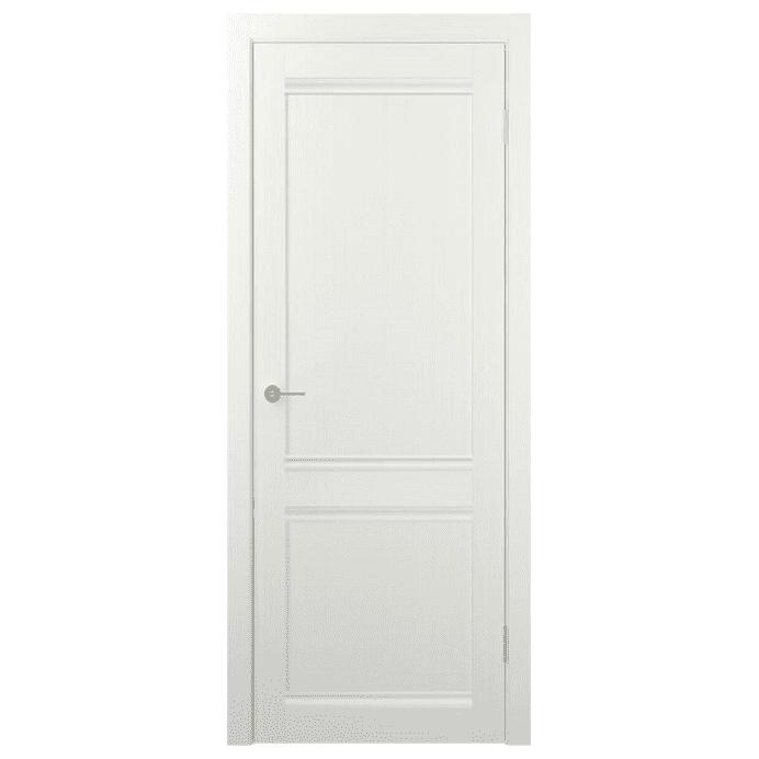 Межкомнатная дверь Экошпон Stark ST21 ДГ. Айс