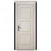 Межкомнатная дверь Массив ольхи Турин. Белый (эмаль)
