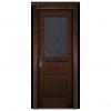 Межкомнатная дверь Массив сосны Валенсия. Античный Орех