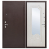 Дверь входная Ампир. Белый Ясень