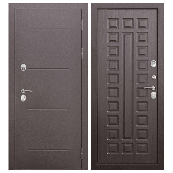 Дверь входная Гарда Изотерма. Венге