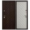 Дверь входная Гарда Камелот. Дуб беленый