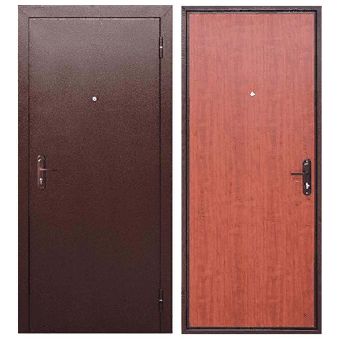 Дверь входная Гарда Стройгост 5. Рустикальный дуб