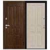 Дверь входная Металюкс. Коллекция Стандарт М348