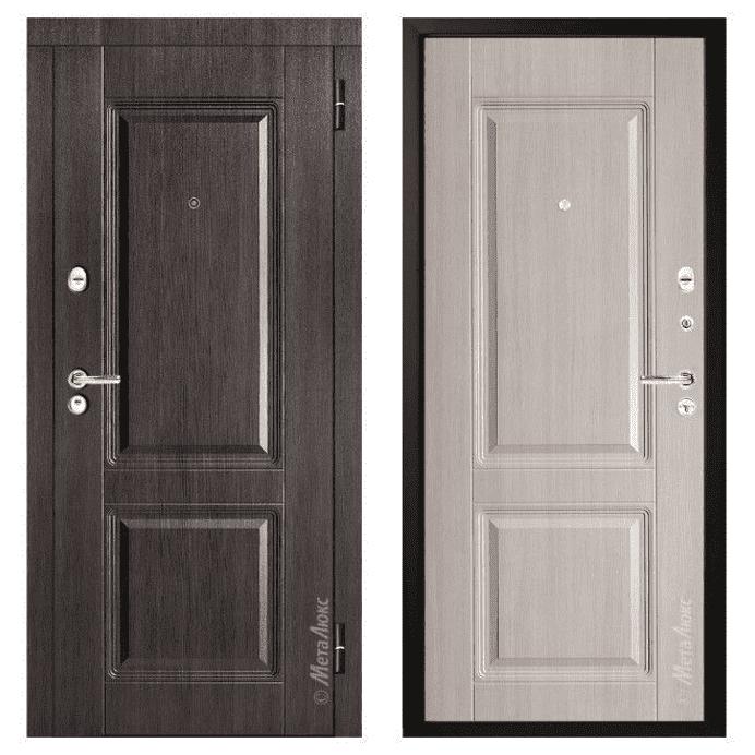 Дверь входная металюкс Гранд М353/1