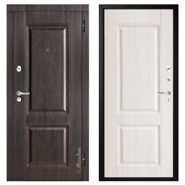 Дверь входная металюкс Гранд М353/2