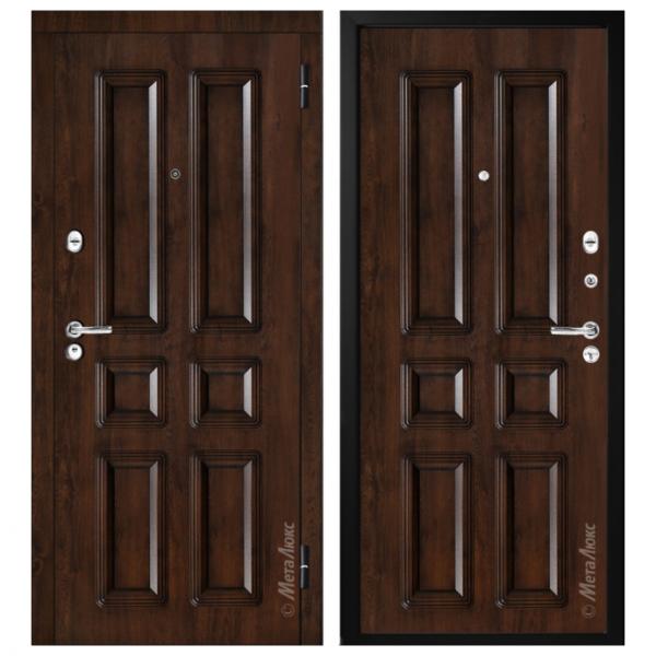 Дверь входная Металюкс Гранд М381