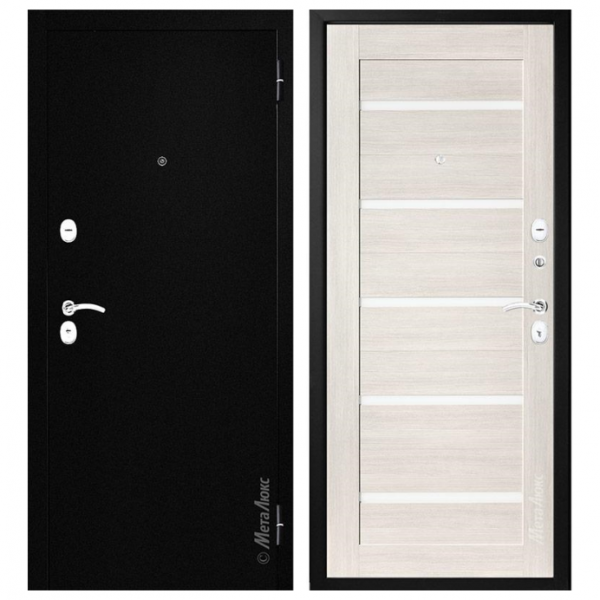 Дверь входная Металюкс. Коллекция Стандарт М550