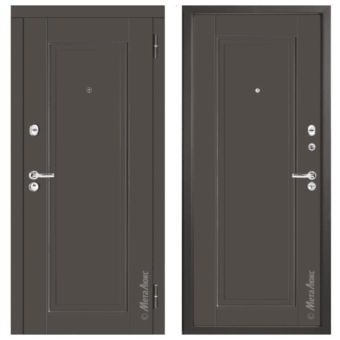 Дверь входная металюкс Триумф М59/2