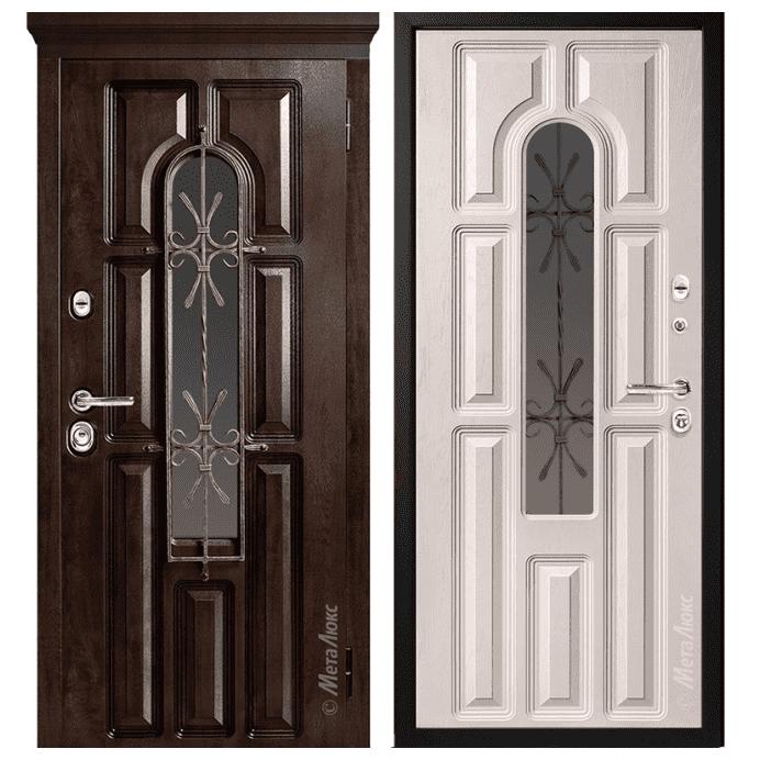 Дверь входная Металюкс Элит СМ60/2