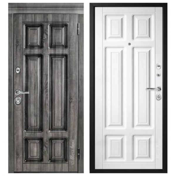 Дверь входная Металюкс Статус М706/3