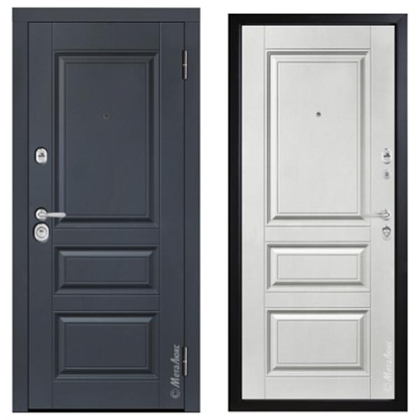 Дверь входная Металюкс Статус М709/35