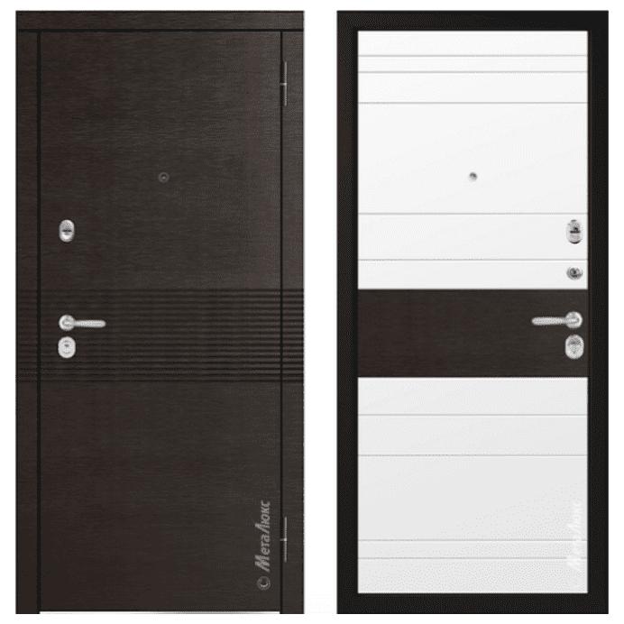 Дверь входная Металюкс Статус М714