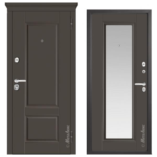 Дверь входная Металюкс Статус М730/3 Z