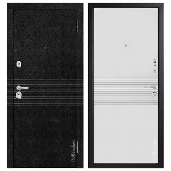Дверь входная Металюкс Статус М735