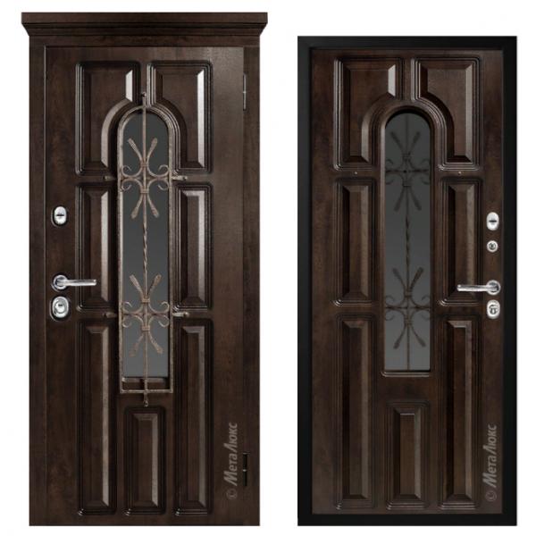 Дверь входная Металюкс Статус СМ760