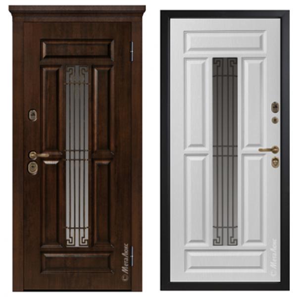 Дверь входная Металюкс Статус М762/1