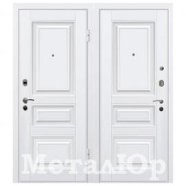 Дверь входная МеталЮр М11. Белый