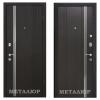 Дверь входная МеталЮр М2. Венге