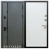 Дверь входная Сталлер. Модель Акустика
