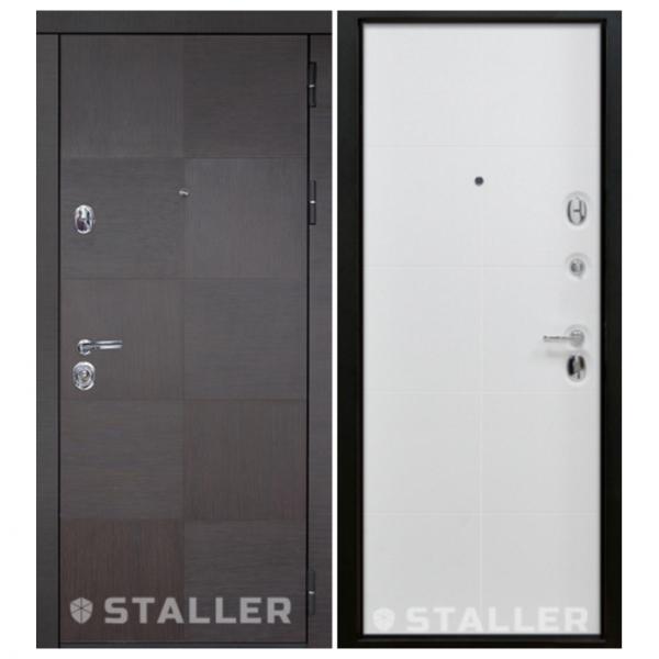 Дверь входная Сталлер. Модель Альба