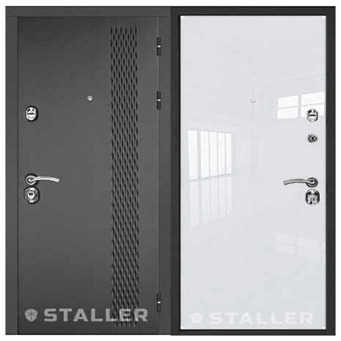 Дверь входная Сталлер. Модель Лика