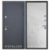 Дверь входная Сталлер. Модель Метро 2
