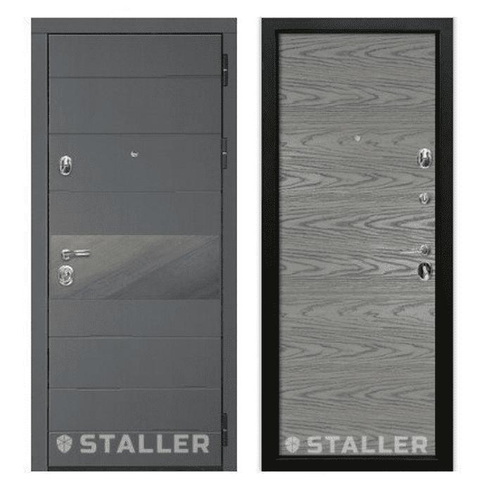 Дверь входная Сталлер. Модель Натта