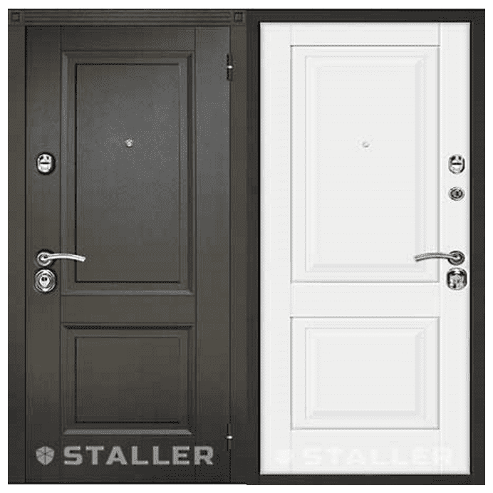Дверь входная Сталлер. Модель Нова