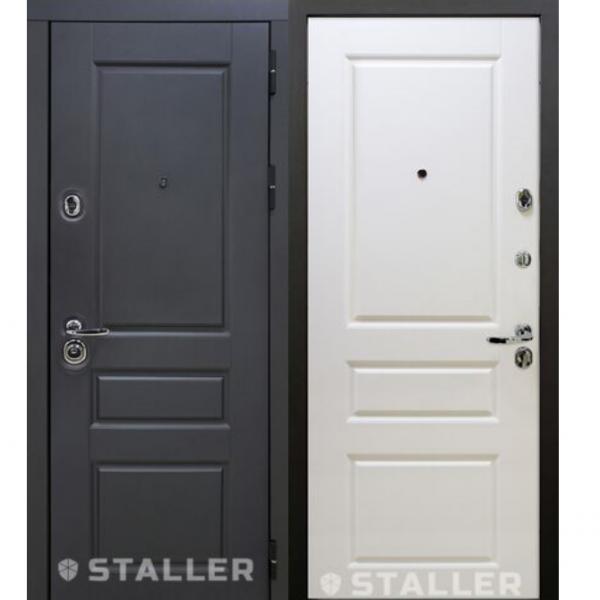 Дверь входная Сталлер. Модель Сорренто 2