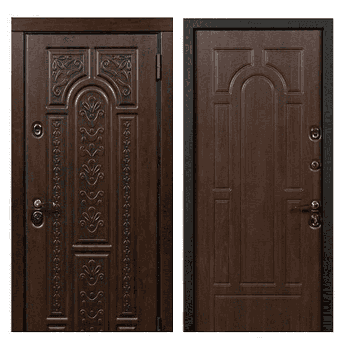 Дверь входная Сталлер. Модель Тевере