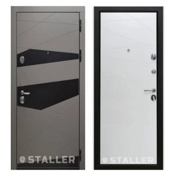 Дверь входная Сталлер. Модель Тор