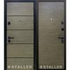 Дверь входная Сталлер. Модель Торонто