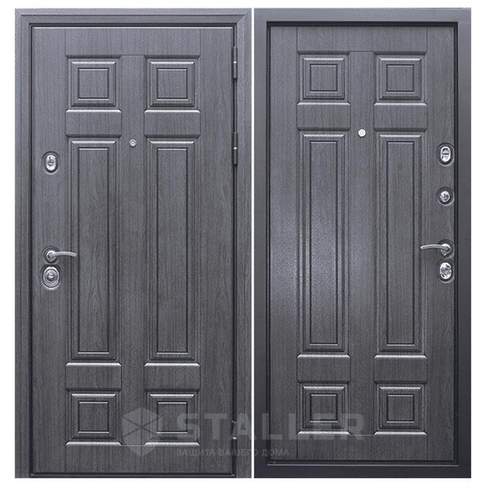 Дверь входная Сталлер. Модель Виано