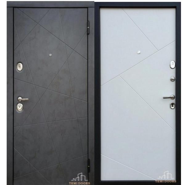 Дверь входная Медведев Меридиан