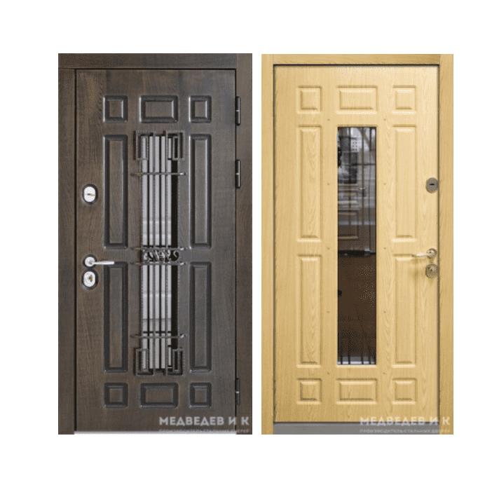 Дверь входная Медведев Аврора