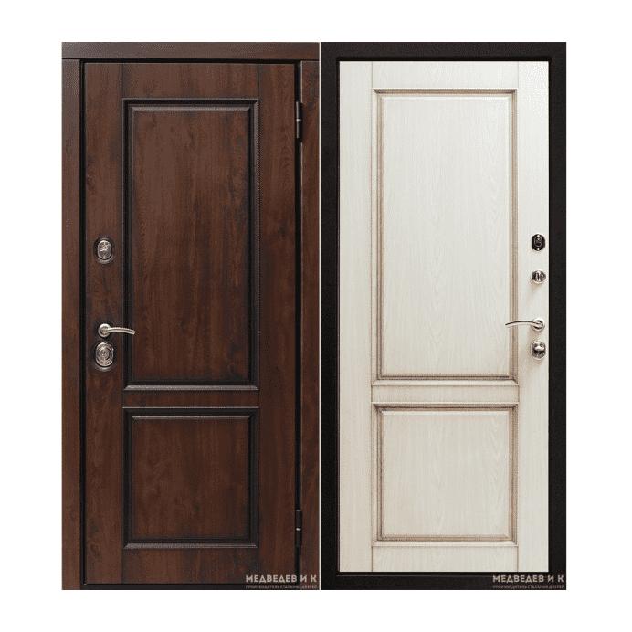 Дверь входная Медведев Эрмитаж
