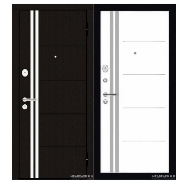 Дверь входная Медведев Концепт С