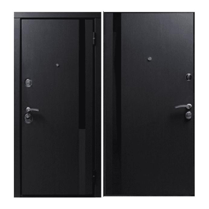 Дверь входная Медведев Лайн Блэк