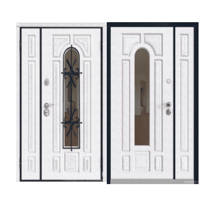 Дверь входная Медведев Лувр 2