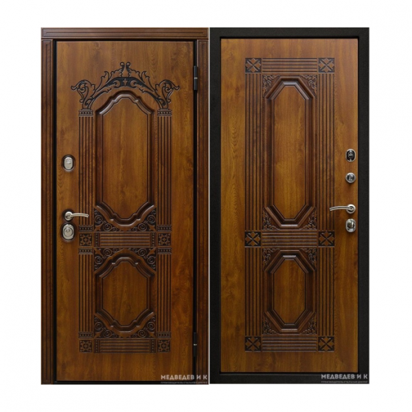 Дверь входная Медведев Мирамаре