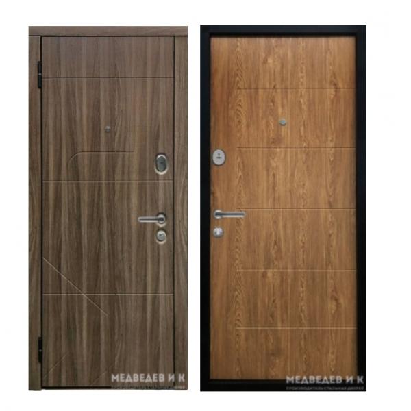 Дверь входная Медведев Соломон