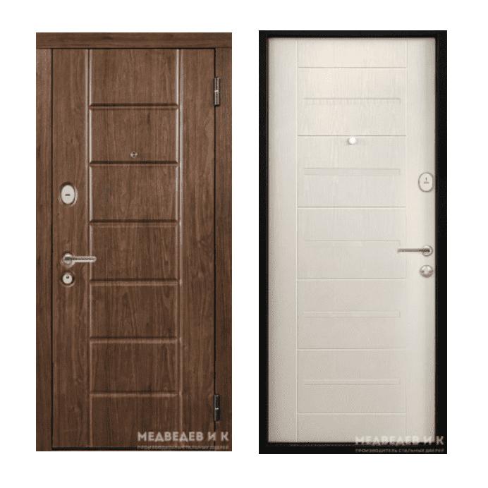 Дверь входная Медведев Стайл