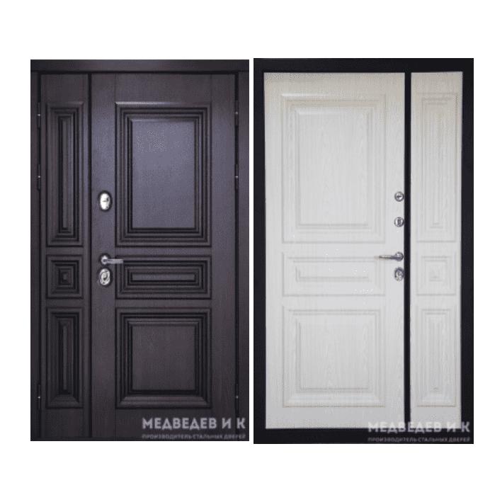 Дверь входная Медведев Вавилон 2