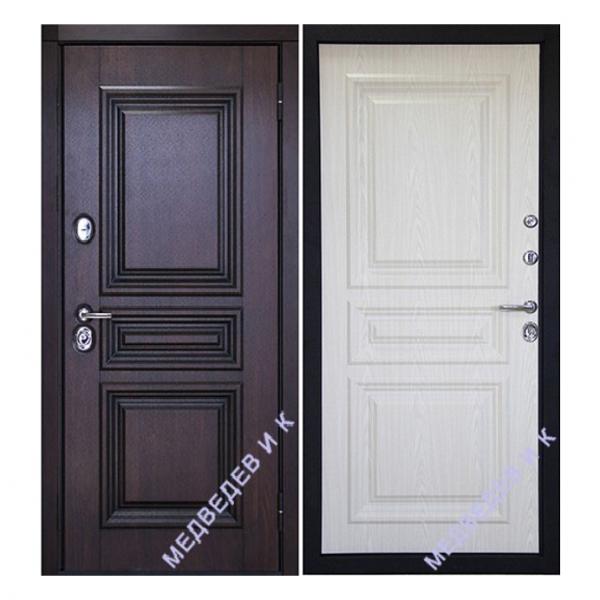 Дверь входная Медведев Вавилон