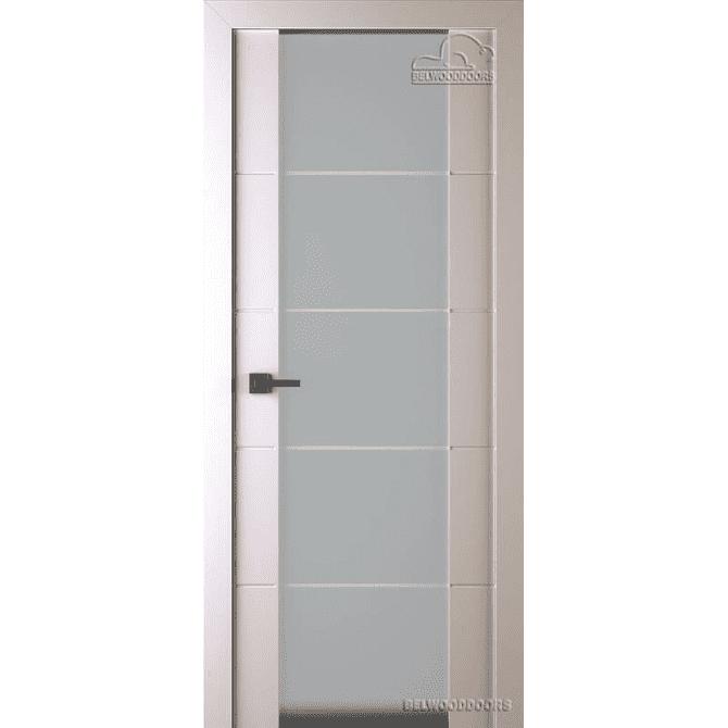 Дверь межкомнатная Эмалированная Belwooddoors Модель Arvika 202. Эмаль слоновая кость
