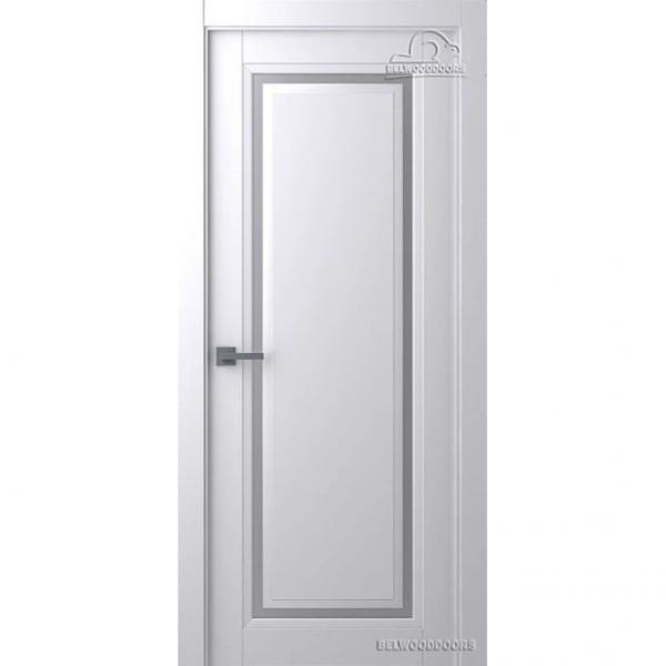 Дверь межкомнатная Эмалированная Belwooddoors Модель Аурум 1. Эмаль белая