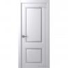 Дверь межкомнатная Эмалированная Belwooddoors Модель Аурум 2. Эмаль белая
