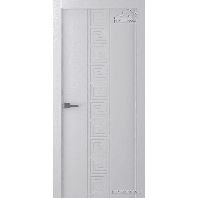Дверь межкомнатная Эмалированная Belwooddoors Модель Эллада. Эмаль белая