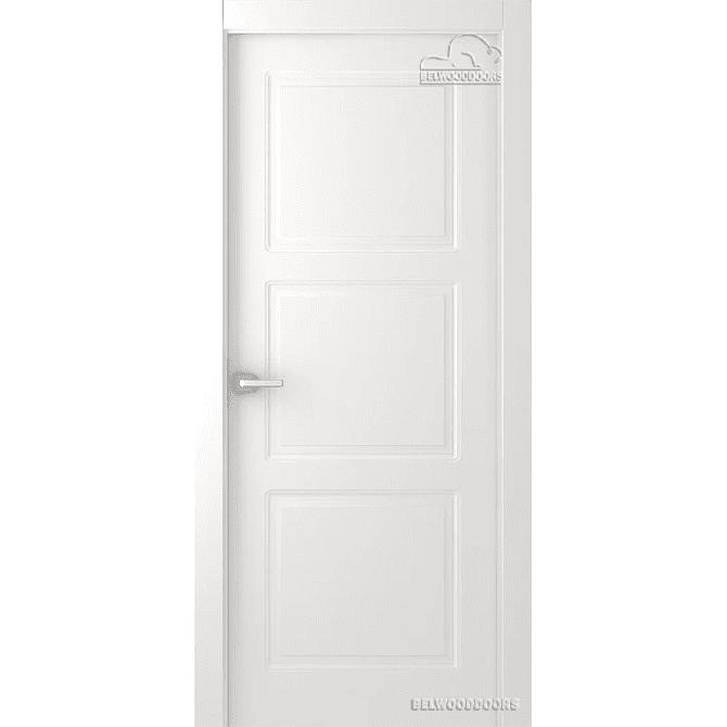 Дверь межкомнатная Эмалированная Belwooddoors Модель Granna. Эмаль белая
